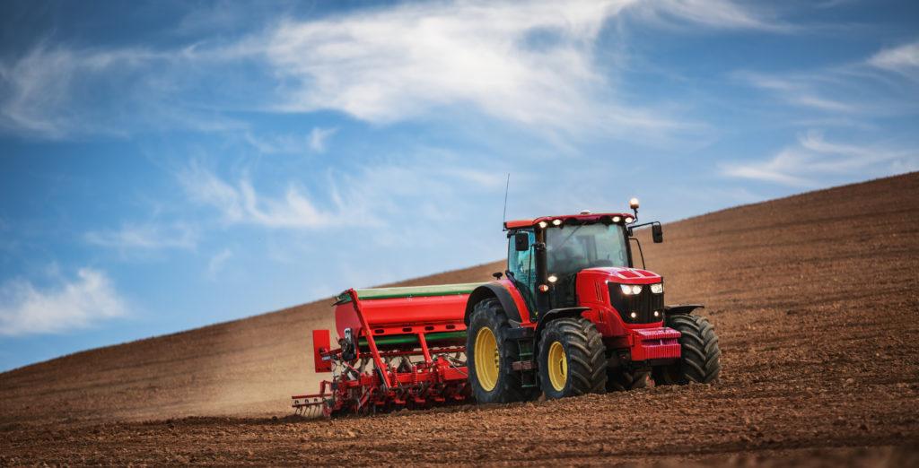 Landbrug - Plombering